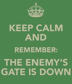 Ender's Game: Enemy's Gate is Down