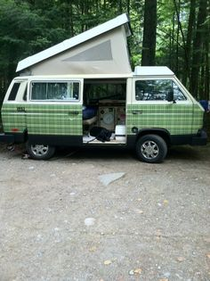 Plaid Westy!
