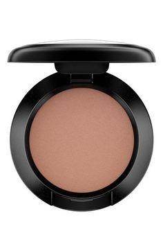 M·A·C Eyeshadow: Soft Brown