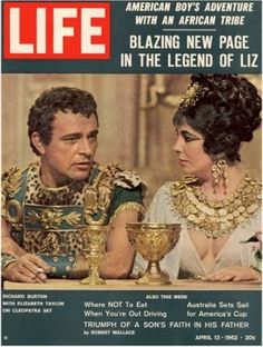 Life Magazine April 13, 1962    Note:  Price=20 cents