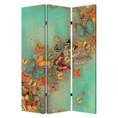 Decorative Screens Lily Greenwood, Chinese Green