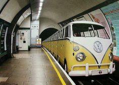 Volkswagen train???