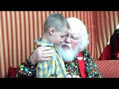 Boy Asks if His Autism Will Put Him on the Naughty List—& Santa's Reply Went Mega-Viral