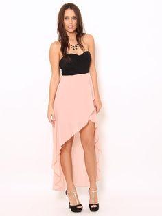 Best seller! Chiffon high low #dress
