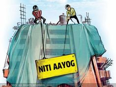 Niti Aayog, old Planning Commission wine in a new bottle? - The Economic Times