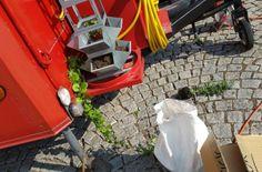 backoffice&more - Bilder - Mobile Kräutertürme von Herbios Kraut, Nerf, Plants, Pictures