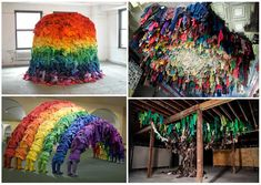 trash sculpture - Google Search