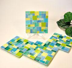 "Do as ""tiles"" on a backsplash?"