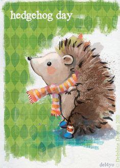 Hedgehog Day~