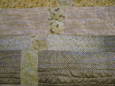 Stepping Stones Quilt Finished! Free-motion and walking foot quilting together