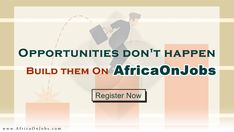 You can search new jobs in Africa covering Executive Jobs Africa. Jobseekers can apply to the top Employer companies. Free Job Posting, Executive Jobs, Job Offers, Best Sites, Find A Job, Job Search, New Job, Opportunity, Resume