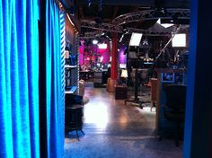 Walk-in to the twit.tv Brickhouse studios in Petaluma, CA