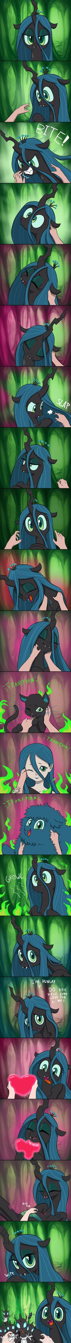Chrysalis Simulator by doubleWbrothers.deviantart.com on @deviantART