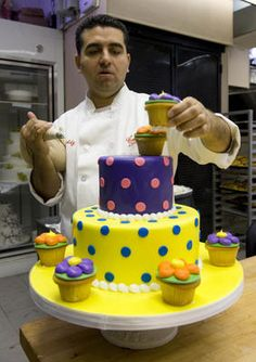 Cake Boss Artist : 1000+ images about Bing s Bakery on Pinterest Bakeries ...