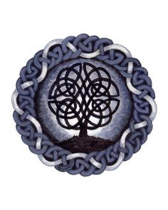 Celtic Tree of Life: if I ever get a tattoo, this may be it!