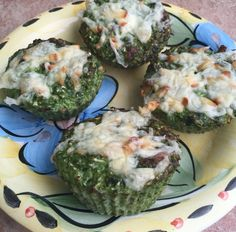 #spinach #cauliflower #cupcake #muffin