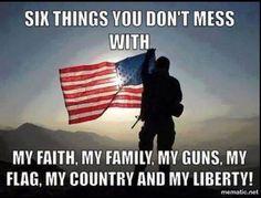 Six things.....