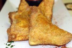 Descubre la receta de empanadillas con pasta Wonton, pollo marinado al jenjibre y salsa de soja que ya puedes preparar a tus invitados.
