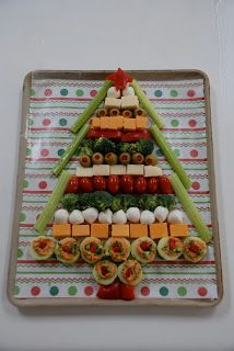 I want to do a big version of this for the guests. All Things Christmas, Christmas Themes, Christmas Cookies, Christmas Holidays, Merry Christmas, Holiday Foods, Holiday Recipes, Holiday Ideas, What's Cooking
