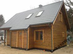 Dom Szkieletowy Drewniany Sosenka IV PRODUCENT