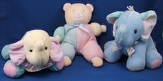 $48.00 Eden Beige White Bear Pink Blue Halves Thermal Green Yellow Blue Bow