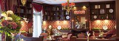 Le Bar du Jardin d'Hiver | Auberge du Jeu de Paume - Chantilly