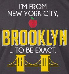 Brooklyn, New York!