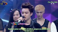 [HD][Esp Sub] 130706 Happy Camp EXO [1/4]