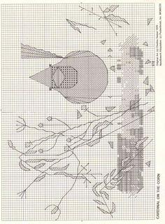 Gallery.ru / Фото #106 - Puckerbrush, дизайны по картинам Чарльза Харпера - natalytretyak
