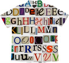 Different kinds of cut and torn out font from magazines and papers cut out alphabet spiritdancerdesigns Choice Image
