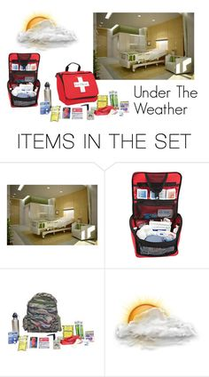 """""""Under The Weather"""" by ember-violet ❤ liked on Polyvore featuring art"""
