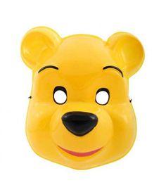 Μάσκα Γουίνι το κίτρινο αρκουδάκι από thermoplastic resin