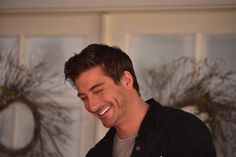 From his appearance on Home and family March 2018 Beautiful Men, Beautiful People, Jack Thornton, Daniel Lissing, Jack And Elizabeth, Erin Krakow, Hallmark Channel, Best Shows Ever, Dimples