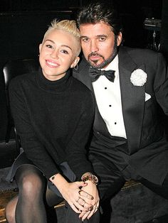photo | Billy Ray Cyrus, Miley Cyrus