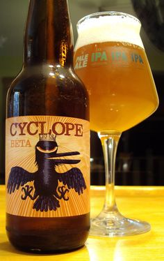 Cyclope Beta IPA - Brasserie Dunham 5% . Damn fine IPA great for summer easy to drink really starting to enjoy this brewery