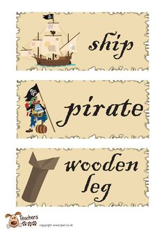 Teacher's Pet - Pirate Place Value Interactive Display Pack - FREE Classroom Display Resource - EYFS, KS1, KS2, place value, pirates, tens, ...