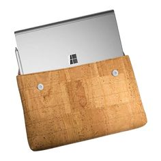 Microsoft #Surface Book Case, Cork #Sleeve for Microsoft Gear - Vegan #Unique Gif,  View more on the LINK: http://www.zeppy.io/product/gb/3/251815256/