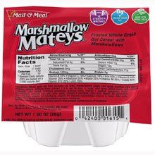 MaltOMeal Marshmallow Mateys Cereal 1Ounce Bowls Pack of 96 >>> Check this awesome product by going to the link at the image.