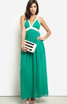 Check out Green Goddess at DailyLook