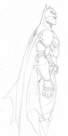 new batsuit by tincan21.deviantart.com on @deviantART