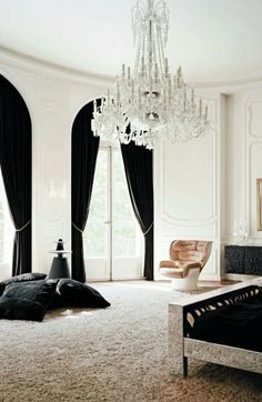 Private mansion Architect Kravitz Design Inc Photographer Vincent Leroux / AD France