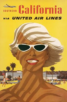 60+ Travel Posters Through the Ages | Trendland
