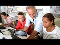 School technology: Monitoring students' progress in real time - YouTube