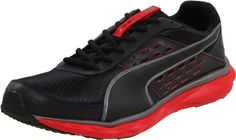 PUMA Mens PUMAgility Speed CrossTraining Shoe BlackHigh Risk Red 13 D US * Find out more about the great product at the image link.