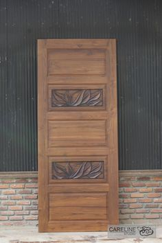 Our Teak wooden doors are designed and manufactured by a team of designers from CareLine Studio with over 20 years experience in multiple countries including Europe ,U.S.A and Southeast Asia...