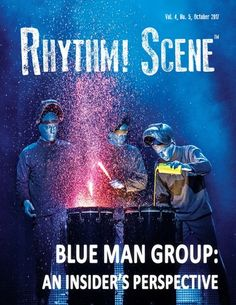 Rhythm! Scene is the digital publication of the Percussive Arts Society. Published in February, April, June, August, October and December, this modern publication features unique articles, interviews with percussion composers and performers, viral videos, a free R!Solo composition, upcoming events, and the latest products and news from the percussion industry.