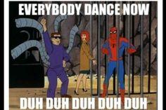 1960's spiderman meme Bahahahahahahahahahaaa