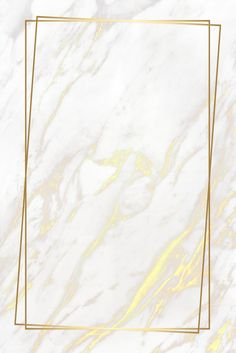 premium image of Rectangle golden frame on a marble background Rectangle golden frame on a marble background Marble Iphone Wallpaper, Framed Wallpaper, Flower Background Wallpaper, Frame Background, Flower Backgrounds, Screen Wallpaper, Tropical Background, Background Images, Backgrounds Marble