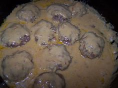 Dutch Oven Madness!: Day 62: Saucy Hamburgers over Rice
