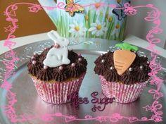 Cupcakes de Zanahoria y Nueces para #Mycook http://www.mycook.es/receta/cupcakes-de-zanahoria-y-nueces/